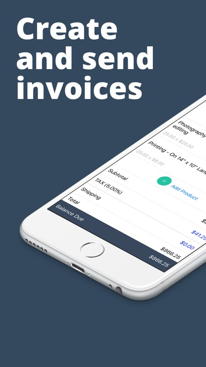 Invoice Maker Accounting App.s