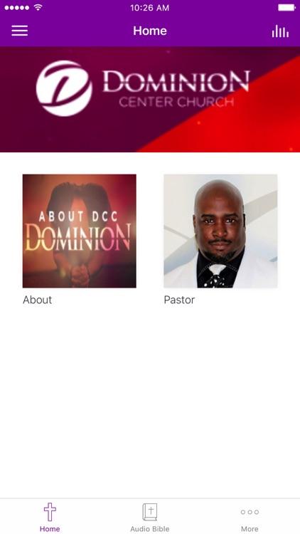 The Dominion Center Church SD