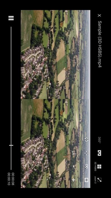 VRPlayer Pro : 2D 3D ... screenshot1