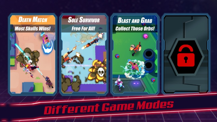 Blast Squad by Chiseled Games Limited