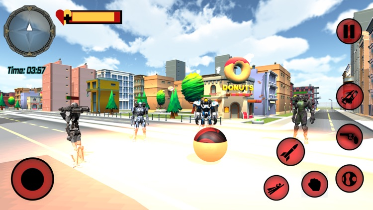 Multi Transformable Robot Hero screenshot-7
