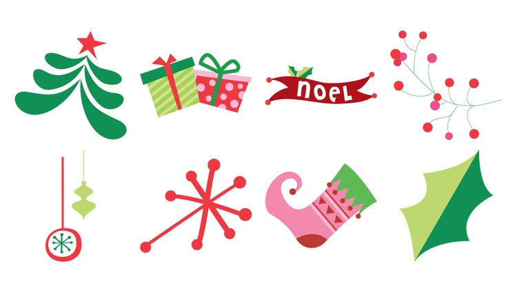 Merry Christmas Sticker & Gift screenshot-3