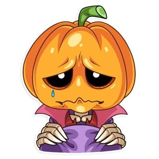 Sticker For Halloween