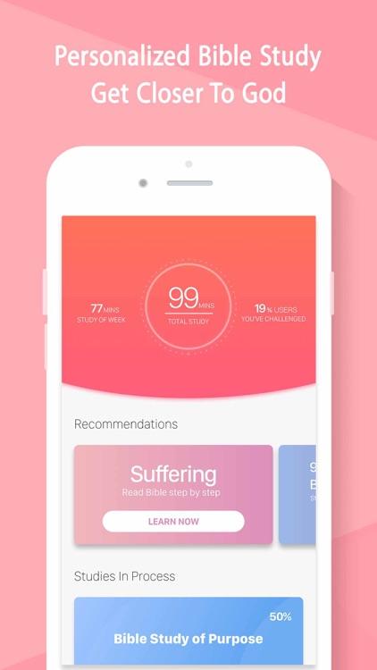30 Day Bible Study Challenge screenshot-0