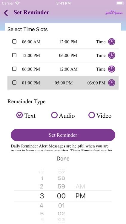 Your Spiritual Reminders screenshot-3