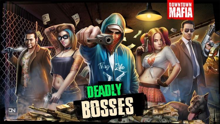 Downtown Mafia: Gang Wars screenshot-3
