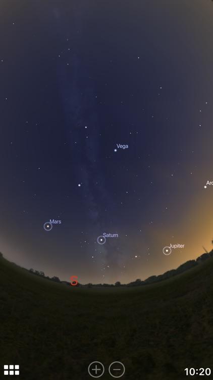 Stellarium Mobile Sky Map screenshot-8