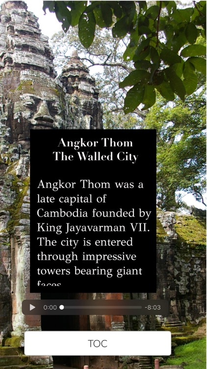 Angkor Audio Tour screenshot-3