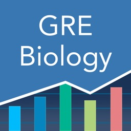 GRE Biology Prep: Practice Tests, Flashcards