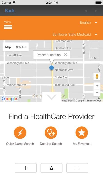 Sunflower Health Plan screenshot-4