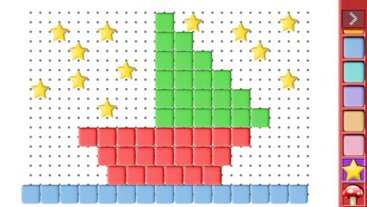 Peg Mosaic screenshot two