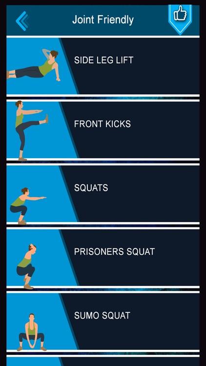 Daily Cardio Fitness Workout screenshot-4