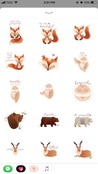 Breathe Stickers screenshot 3