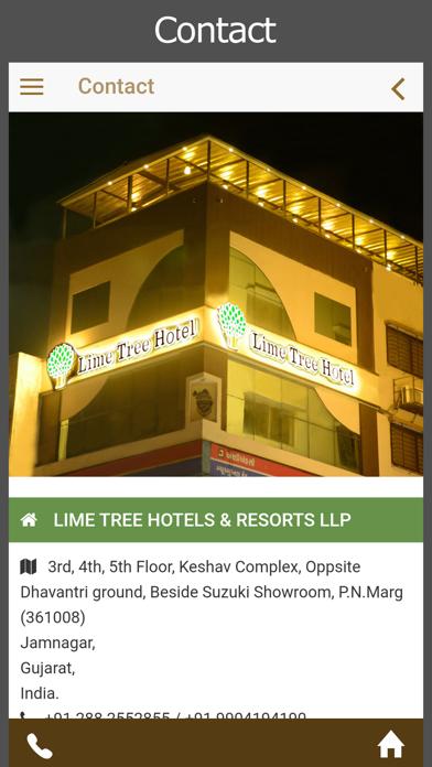 LIME TREE HOTEL screenshot two