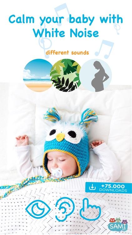 Baby Shusher: White Noise Baby screenshot-0