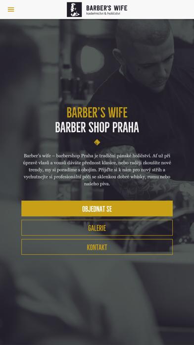 Barber's Wife screenshot one