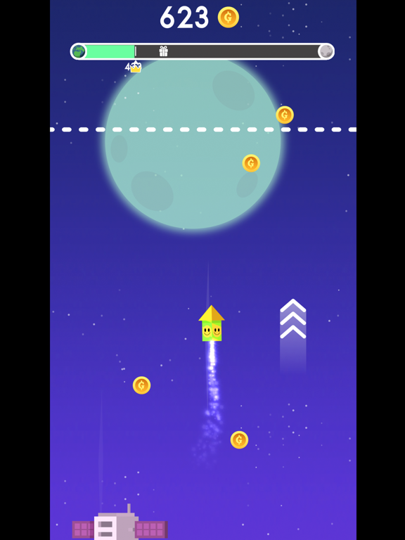 Rocket Stars DX screenshot 8
