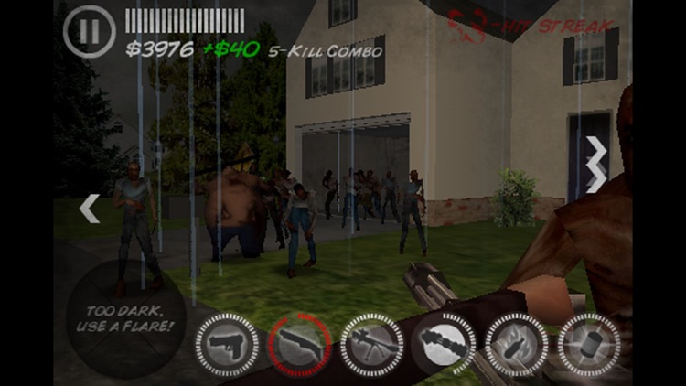 N.Y.Zombies screenshot-3