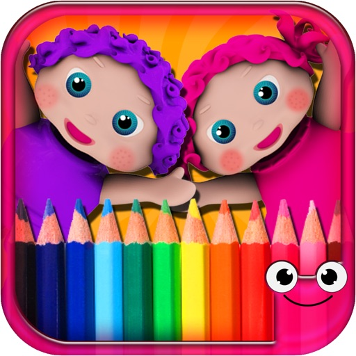 Kids Coloring Book-EduPaint
