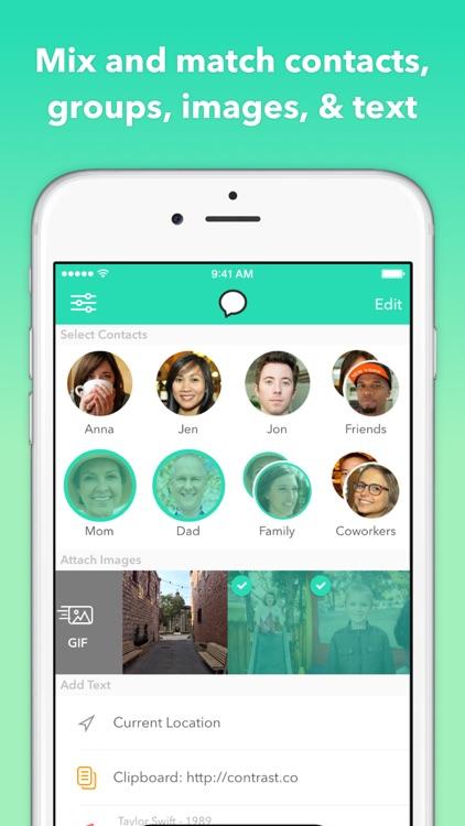 Group Text+ screenshot-3