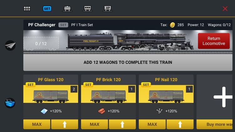 TrainStation - Game on Rails screenshot-3