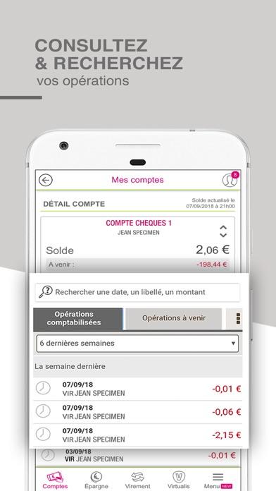 cmb suivi de compte et budget spanish apps store. Black Bedroom Furniture Sets. Home Design Ideas