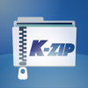 K-Zip: 操作容易なZip圧縮・解凍ツ...