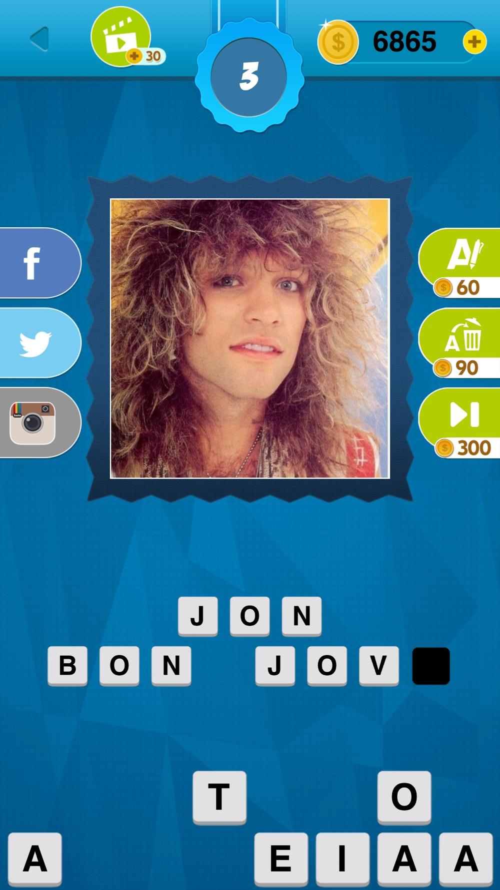 80's Quiz Game Cheat Codes