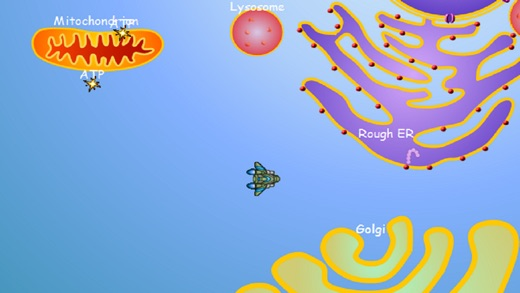 Cell Explorer: Animal Cell Screenshot