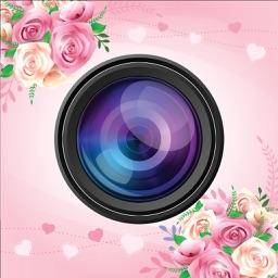 Flower Camera - Photo Editor & Collage Maker