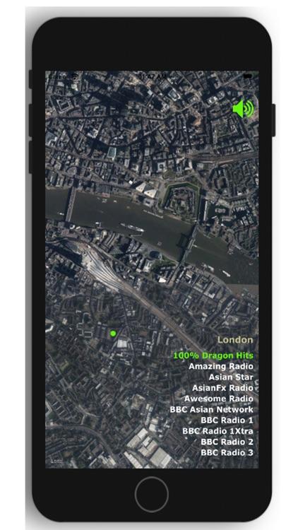 Radio for iPhone screenshot-3