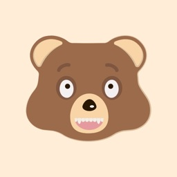 Cutie Bear Emoji Stickers