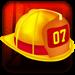 消防队员灭火 -  911紧急消防员和警察免费游戏