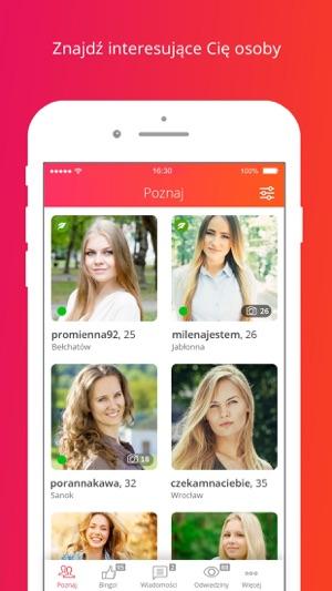 Aplikacja randkowa dla facetów w App Store