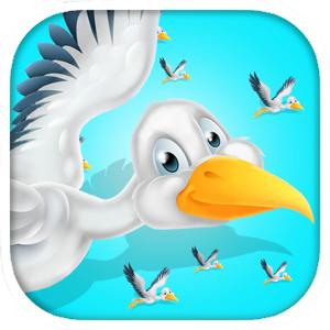 Flying Bird 3D: Trip in Sky app