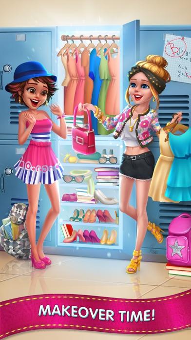Fashion School Girl screenshot 1