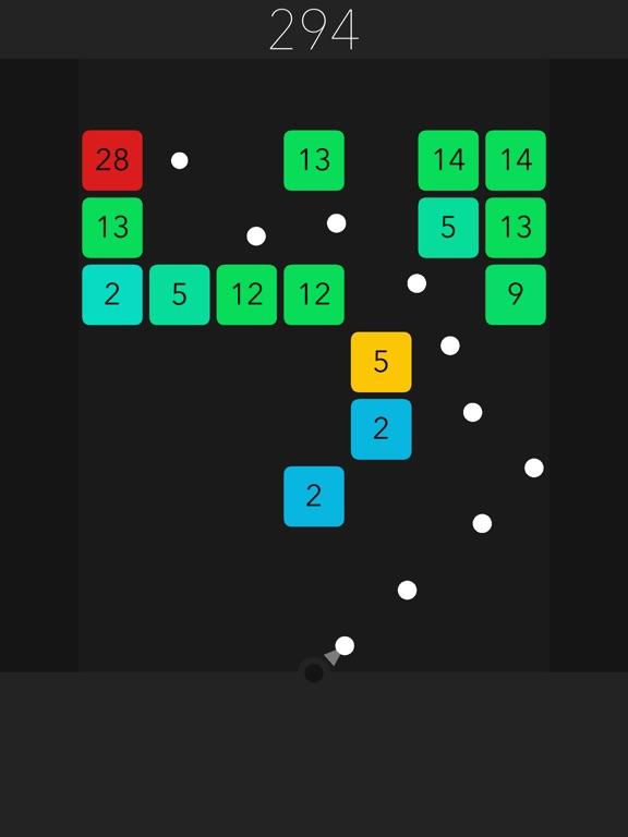 Power Balls - Block Breaker screenshot 4