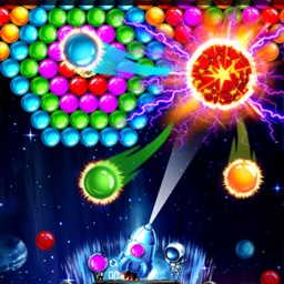 Space Bubble Pop Shoot Galaxy