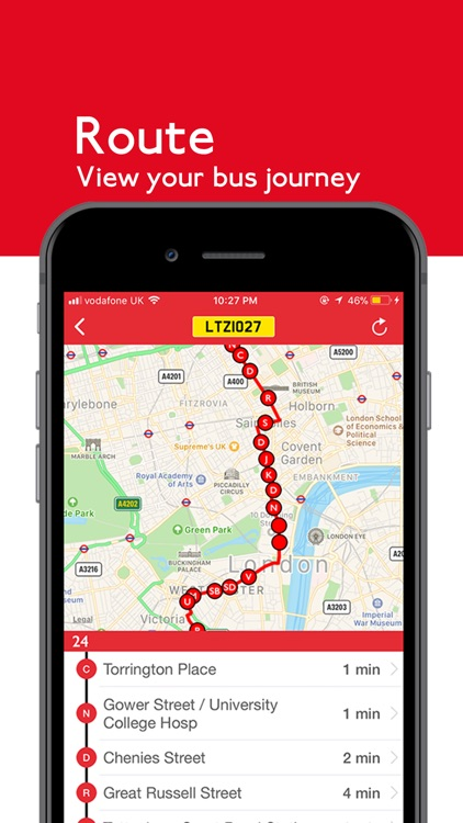 London Bus Times Live screenshot-5