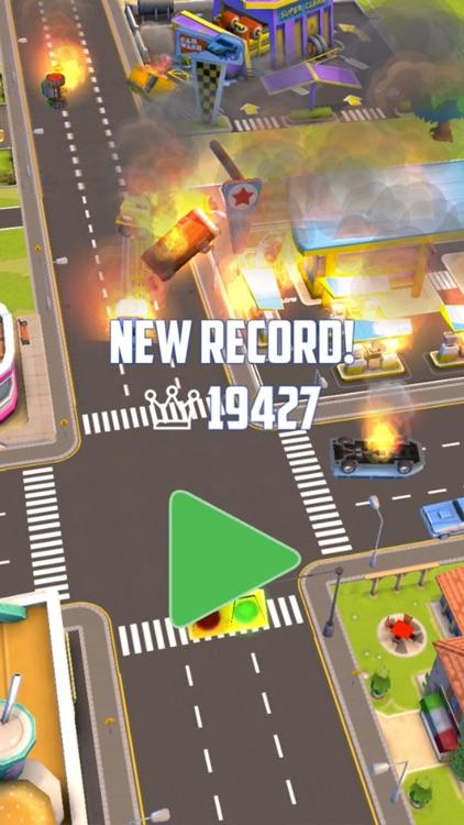 Traffic Panic screenshot-4