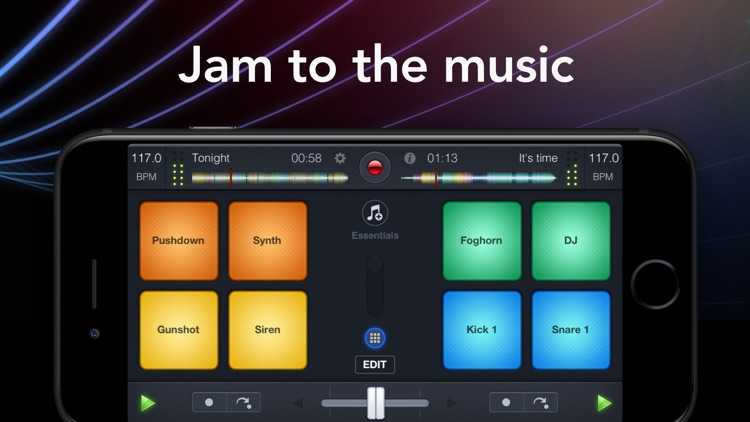 djay 2 for iPhone screenshot-3