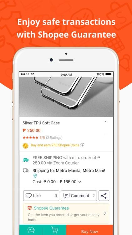 Shopee PH: Free Shipping & COD screenshot-3