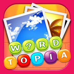 Wordtopia - Reveal the Hidden Picture and Guess the Word Puzzle Quiz Game