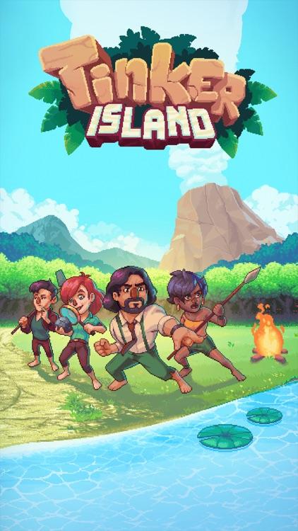 Tinker Island: Adventure screenshot-4