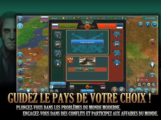 Screenshot #6 pour Realpolitiks Mobile