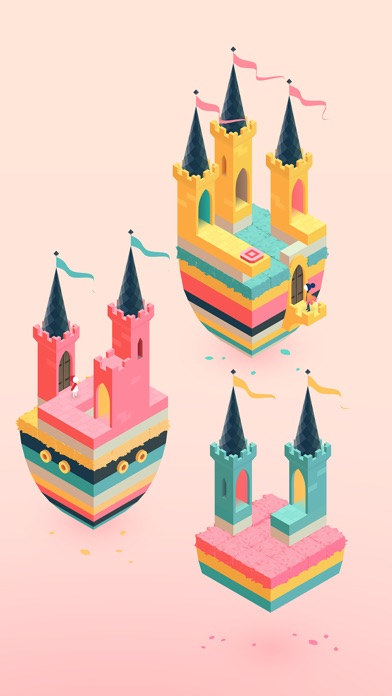 Screenshot for Monument Valley 2 in Taiwan App Store