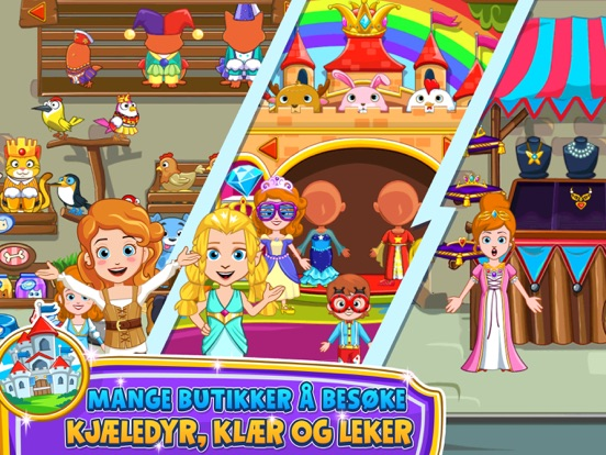 Скачать игру My Little Princess : Stores