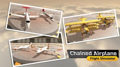 Chained Airplane Game screenshot 2