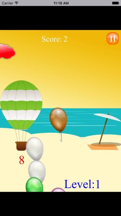 夏日爆气球 Screenshot