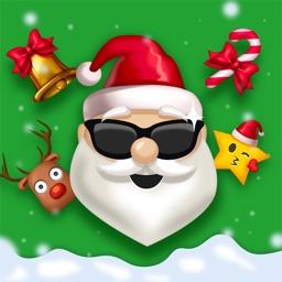 HolidayMoji - Christmas Emoji
